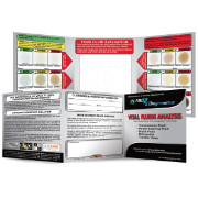 Fluid Science Vital Fluids Analysis Report Card for OE Mercedes/Audi/BMW/VW - Black. Product #95120-GER