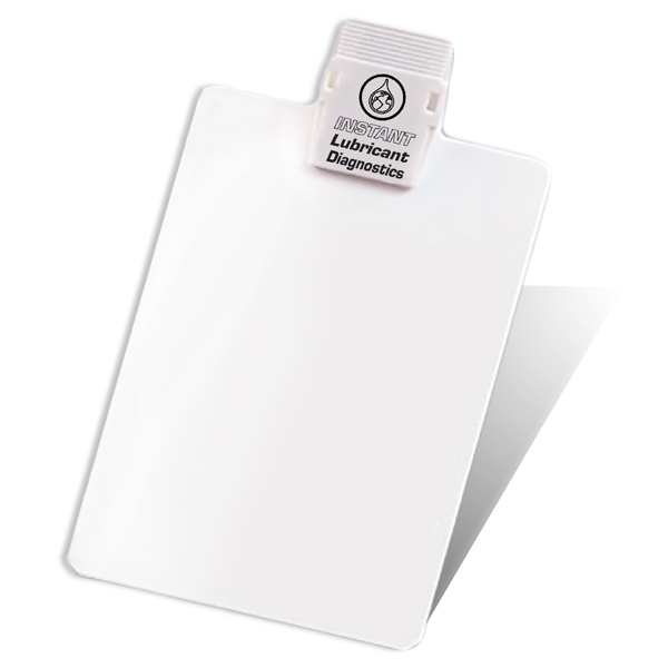 Test Sheet Clipboard. Specially designed for use with Four and Six Spot Test Sheets.. Product #00805.